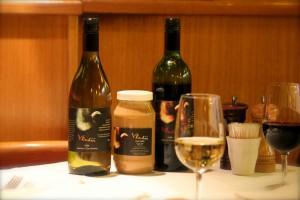 Wine and mustard
