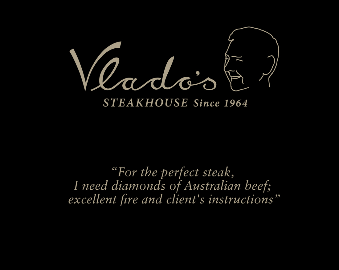Vlados Steakhouse Since 1964